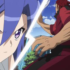 Tsubasa against Genjuro