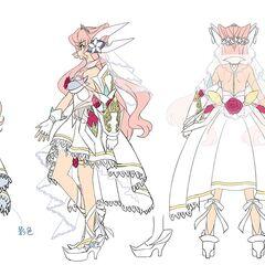 Maria's Wedding Gear