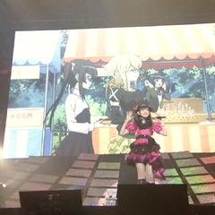 Yoshino singing <a href=