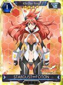 Symphogear XDU Card 514 EN