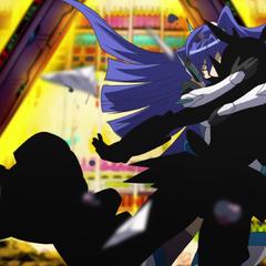 Tsubasa huging Hibiki