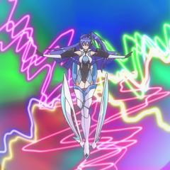 Tsubasa after transforming in <i><a href=