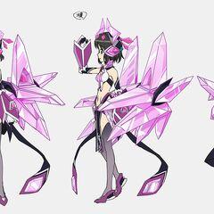 Miku's Crystal Gear