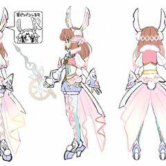 Serena's Wonderland Gear