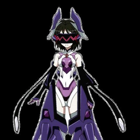 Miku's Symphogear (with visor).