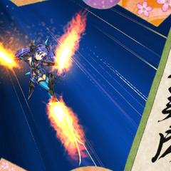 Zenith's Soaring Phoenix's Flash