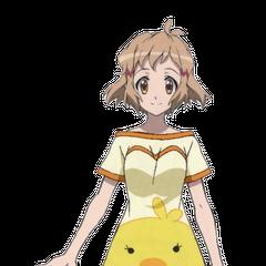 Hibiki's pajamas.