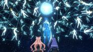 Symphogear XV 11 The truth behind the Curse of Babel