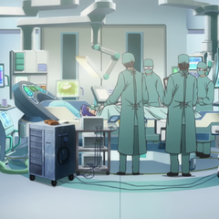 Tsubasa's operation