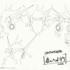 Kanade's Gungnir Headset Design Sheet