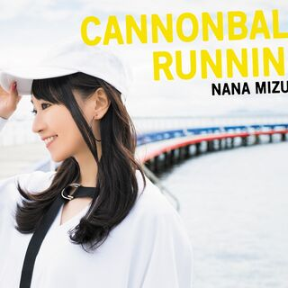 CANNONBALL RUNNING, second limited edition cover