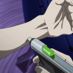 Dr. Ver using LiNKER on his arm