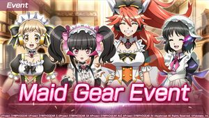 Maid Gear Event