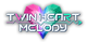 TWIN HEART MELODY logo