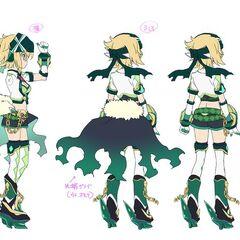 Kirika's Pirate Gear