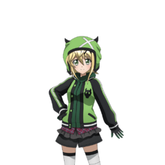 Kirika in Casual Winter Outfit 1