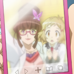 Ryōko and Hibiki