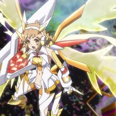 Hibiki's True Armed Gear 'Spear'