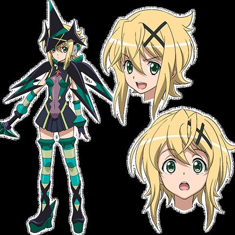 Kirika's Symphogear in G.