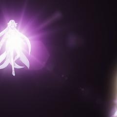 Shem-Ha's spirit leaving Hibiki and Miku