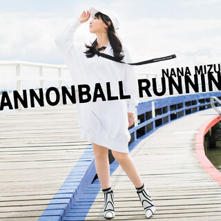 CANNONBALL RUNNING, first limited edition cover