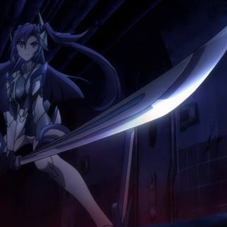 Tsubasa's Armed Gear 'Katana'
