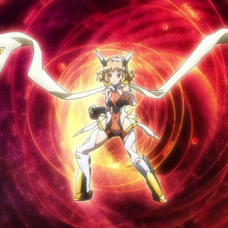Hibiki after transforming in <i><a href=