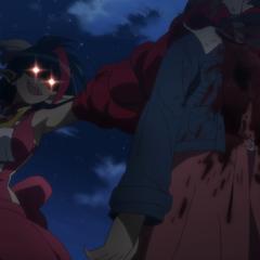 Millaarc kills the girl