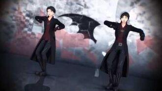 【MMD】Rivaille & Eren (Shingeki No Kyojin) - GLIDE -