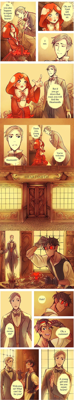 Funny-heartsmith-broken-love-sell-comic-girl