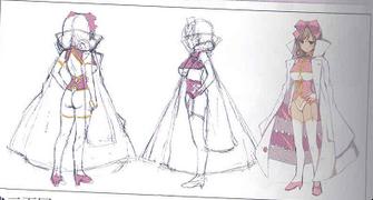 Haruka boceto