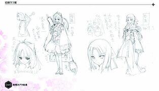 Yumi Bocetos 2