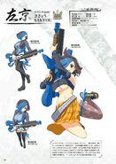Yande.re 534061 sample digital version guitar sakyou (senran kagura) senran kagura senran kagura new wave tagme thighhighs underboob