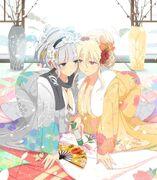 Maidens Ginrei and Leo (1)