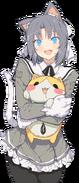 Neko Yumi Mascota