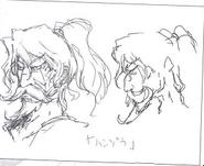 Hanzo boceto