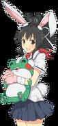 Usagi Asuka Mascota