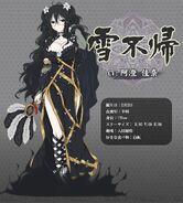 Fubuki perfil