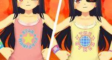 Mirai Star Platinum and The World