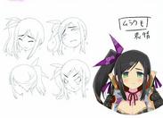 Murakumo boceto