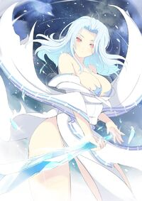 Yumi ice queen