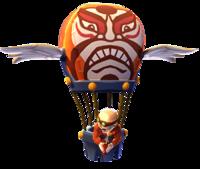 Lantern Kite
