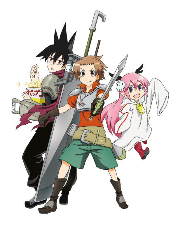 Senyu anime