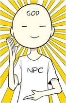 God of npcs
