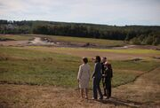 Flight 93 site 091110