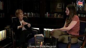 Interview Angie Sage - Magiek