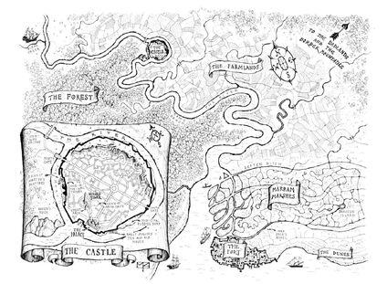 Magyk-map