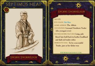 Snorrisnorrelson