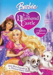 Barbie & the Diamond Castle poster