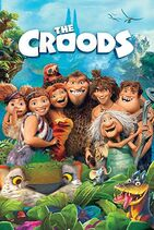 Croods poster